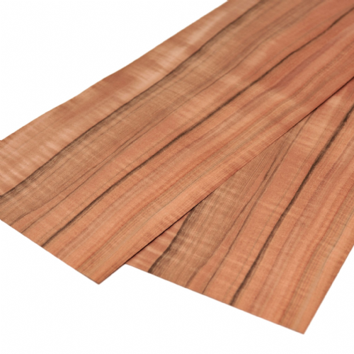 "Tineo veneer. Set of 2 leafs 22"" x 7"" ( 56 x 18 cm )"